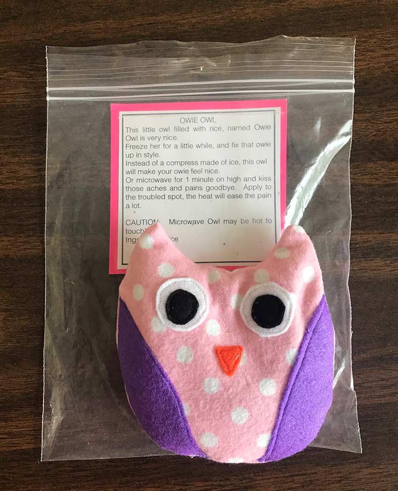 Owie Owl